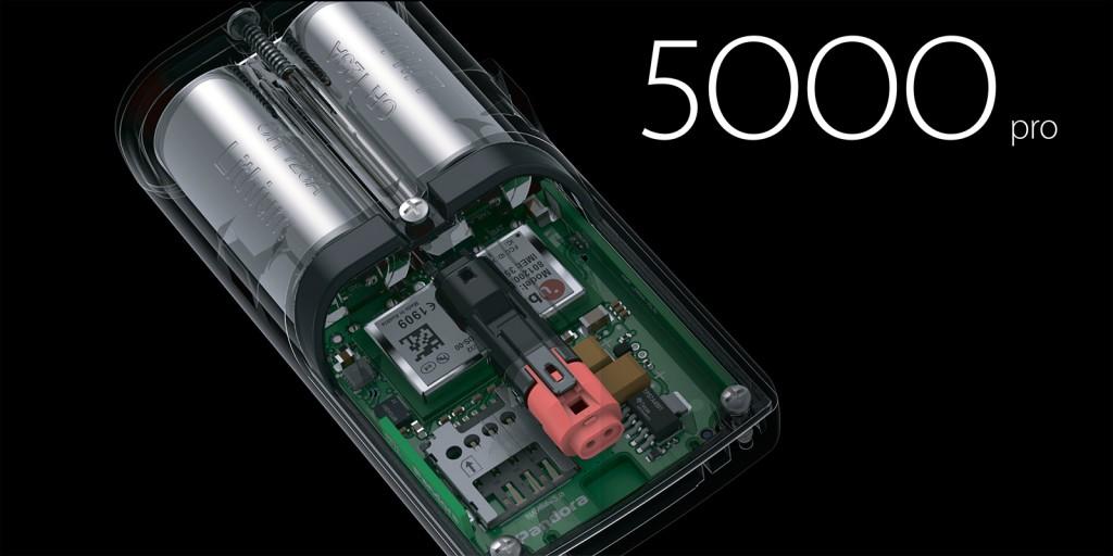 Приемник Pandora DXL 5000 Pro