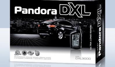 Pandora DXL 3000i-mod