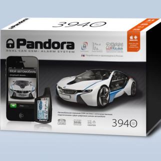 Pandora DXL 3940