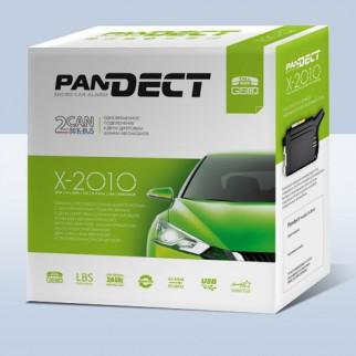 Микросигнализация Pandect X-2010