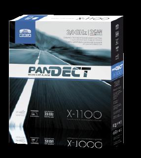 Микросигнализация Pandect X-1100